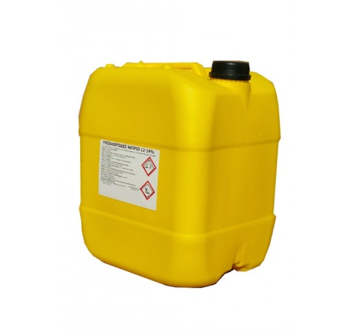 Sodium Hypochlorite Solution 12-14% 32Kg