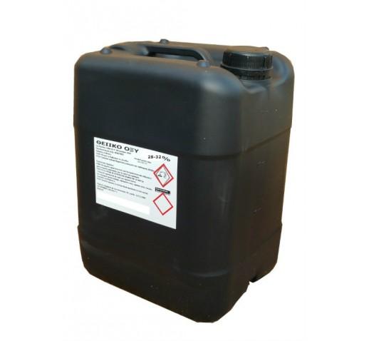 Sulphuric acid  H2SO4 solution  28-32% 25lit-27Kg