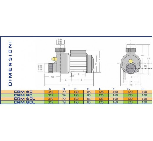 zacuzzi pump JTC DRM 80 1.1HP 230V