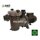 pump for swimming pools saci horizon 3/4-3hp