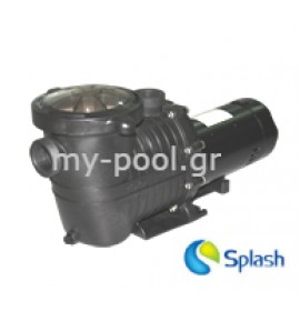 pool pump 2-speed 1.5HP  230V SPLASH