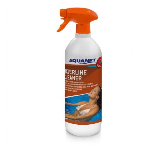 WATERLINE CLEANER AQUANET 1LIT