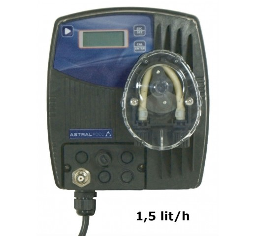 Compact control and dosing systems ASTRALPOOL Control Basic 1.5 l/h