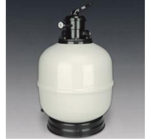 Astral Aster sand filters D350-600mm TOP MOUNT MULTIVALVE