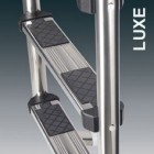 "Ladders ASTRALPOOL with ""MURO"" handrail LUXE INOX 316"