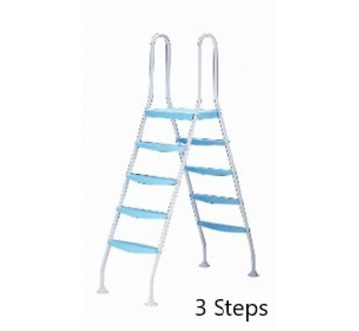ABOVE GROUND POOL ALUMINIUM LADDER 3 Steps ASTRALPOOL