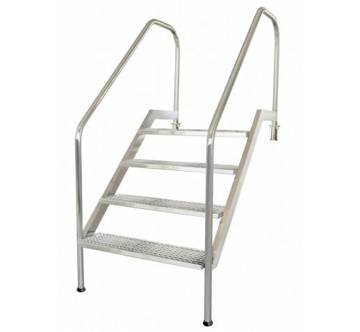 PMR ladder ASTRALPOOL for public pools
