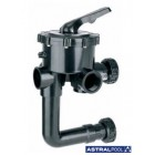 "Manual multiport side valve 2.0"" ASTRAL"
