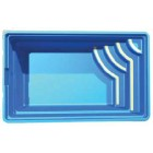 Fiberglass Pool SPA YPSILON 2.5X4X1.25m