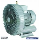 AIR BLOWER ASTRAL 2.2 KW 3 phase 312 m3/h. 220 mbar. 220/380 V