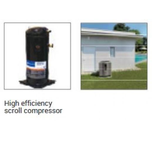 HAYWARD SumHeat Heat Pump SHE 1901 12.3kW (50-75m3)