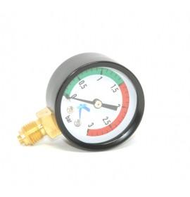 manometer for pool filter KRIPSOL KRIPTON