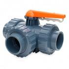 3-Way ball valve HIDROTEN
