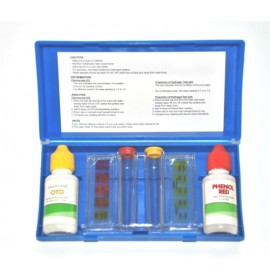 Pool Test pH-Total Chlorine (OTO)