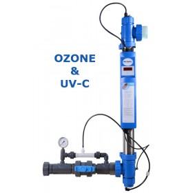 Ozone and UV-C 75W Blue Lagoon