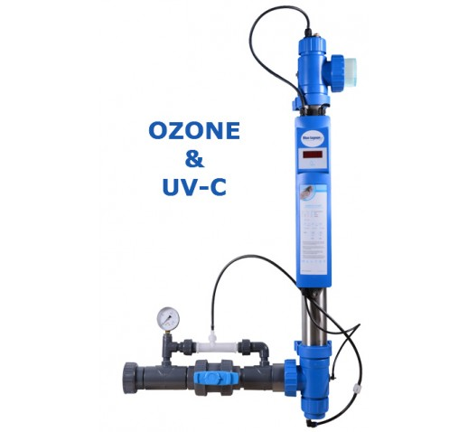 Ozone and UV-C 75W Blue Lagoon
