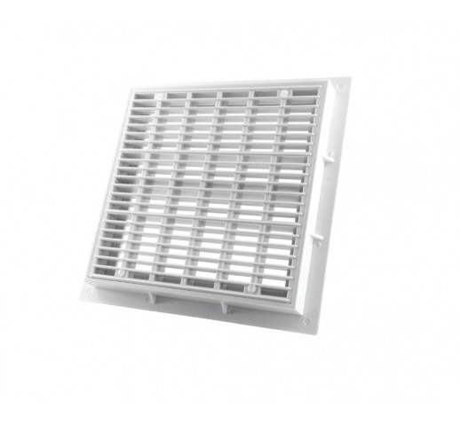 """Grille Drain Manufactured in ABS 9""""X9"""""""