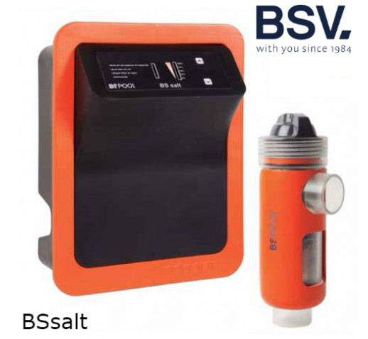 Salt Water Chlorination BS Salt