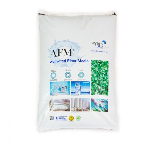 AFM Activated Filter Material 21Kg Bag 1.0-2,0mm