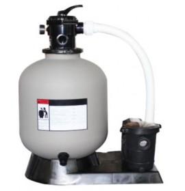 compact filtration KIT D350mm-0.35HP SPLASH