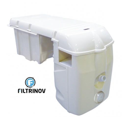 FB12 FILTERING PIPELESS MONOBLOC 12m3/h FILTRINOV