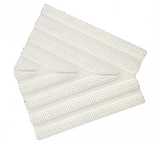 Polyester corner tiles 45°