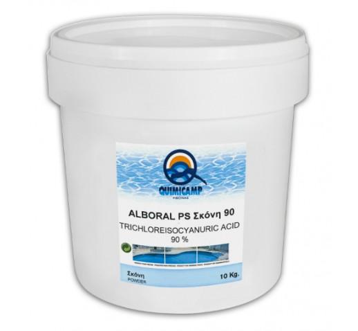 Chlorine Slow Dissolution 90% Powder