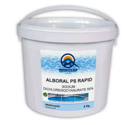 Chlorine Rapid Dissolution 90% granular